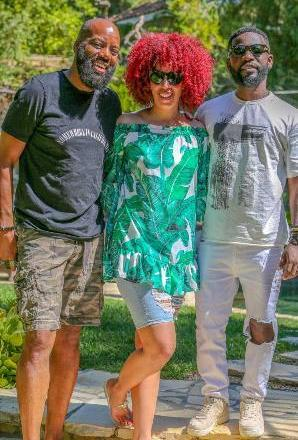 Bisa Kdei meets top Hollywood producers