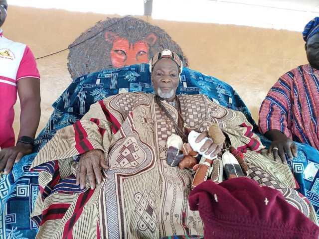 Ya-Na commends former President Mahama