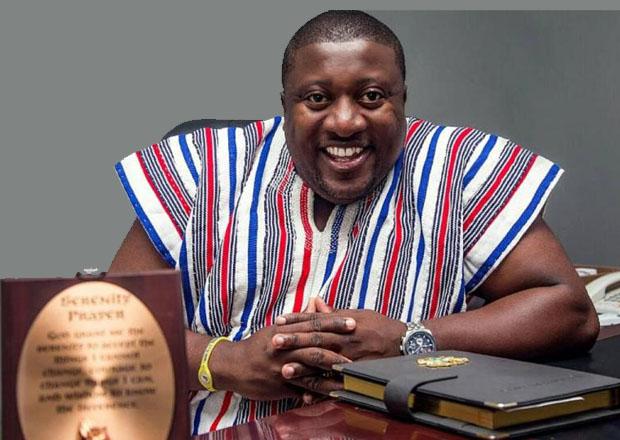 Nana B Eyes NPP National Organiser