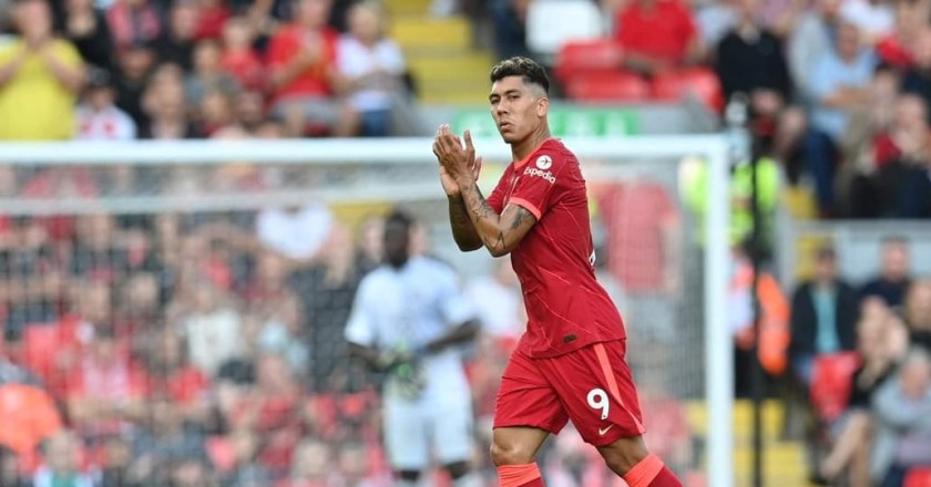 Liverpool set to be without forward for Crystal Palace clash; Klopp says return to training will happen 'next week'