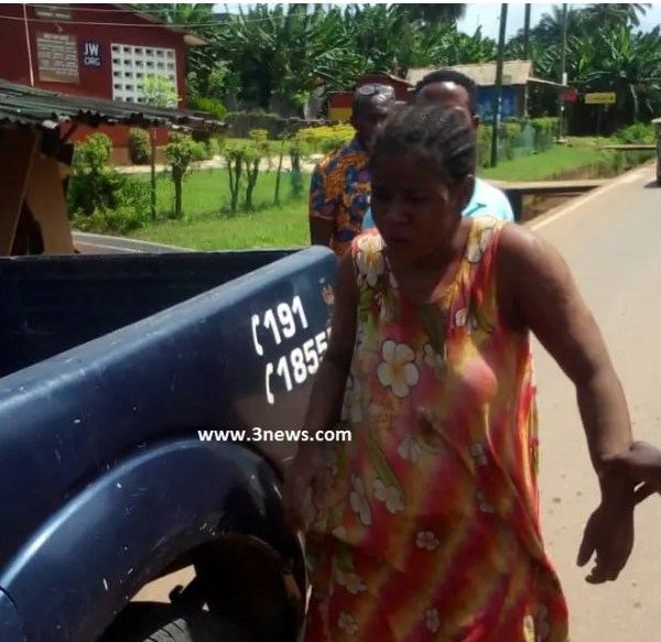 Takoradi: Missing pregnant woman, 28, found