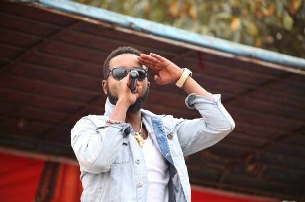 Detained Rwandan hip-hop star Jay Polly dies