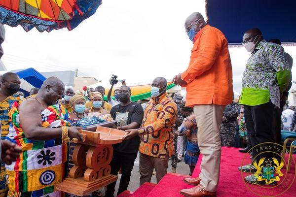 """Redevelopment Of Aburi Gardens In The Offing"" – President Akufo-Addo"