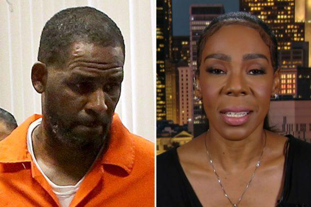 R. Kelly's ex-wife Drea Kelly says heart 'breaks' for their children