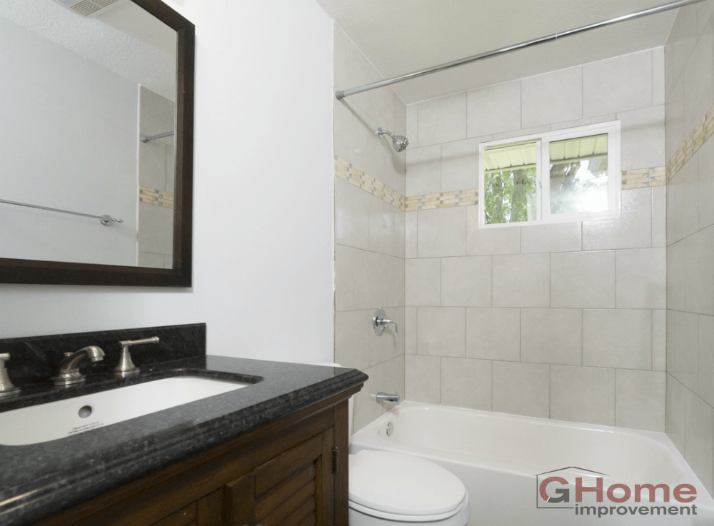 2 Small Bathroom Remodeling Projects, Bathroom Remodel Columbus Oh
