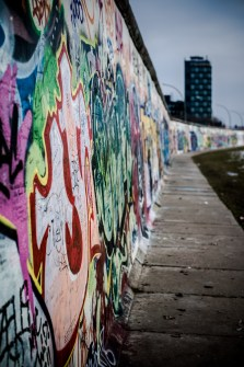 Eastside Gallery - Perhaps last View (D 2013)