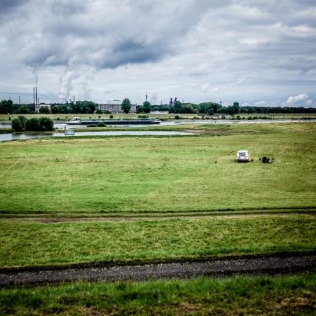 Rheinauen bei Duisburg