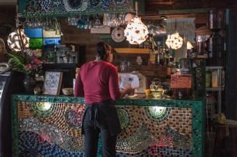 Breakfast restaurant in Flores