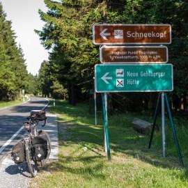 Highest Point of Rennsteig