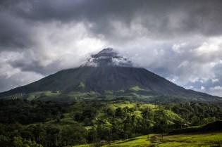 Vulkan Arenal 1
