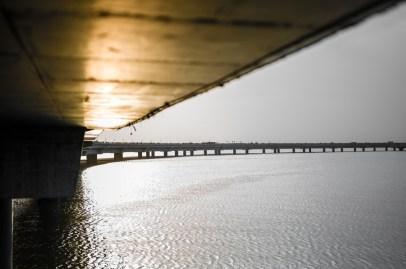 Bridge in Panama Ciudad