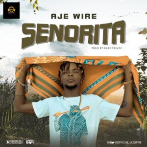 Aje Wire – Senorita (Prod. By Baron Beatz)