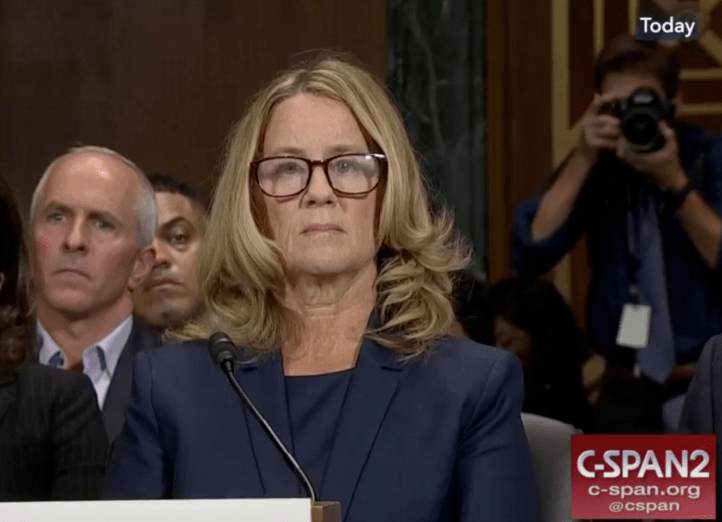 Christine Blasey Ford Wrote Paper on Self-Hypnosis to 'Create Artificial Situations'