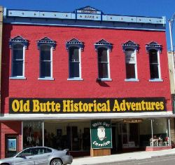 Old Butte Historical Adventures