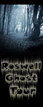 Roswell Ghost Tour