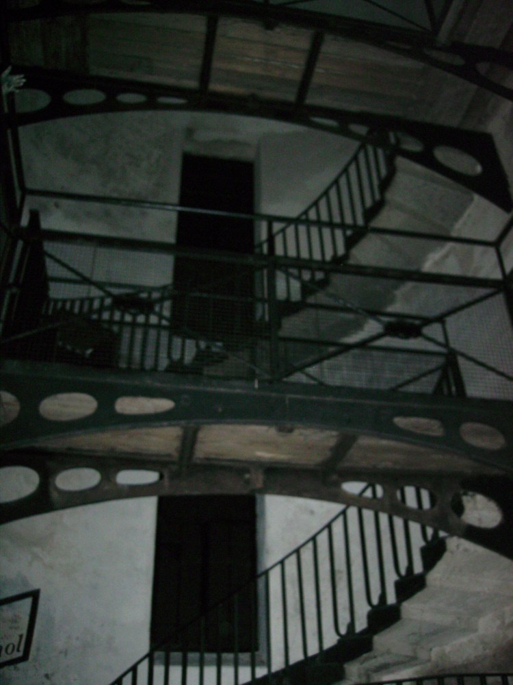 Wicklow Gaol, 'The Gates of Hell', September 2009 (2/4)