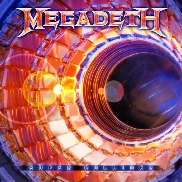 Megadeth-Super-Collider