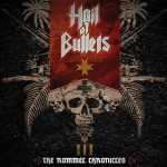 hail of bullets album cover