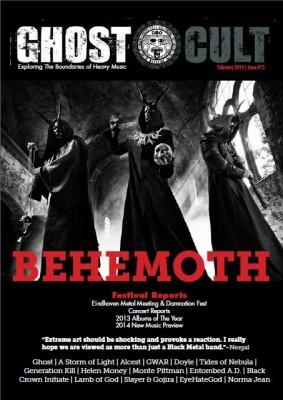 GC 15 front cover med Behemoth