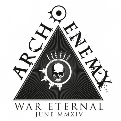 arch enemy war eternal album cover