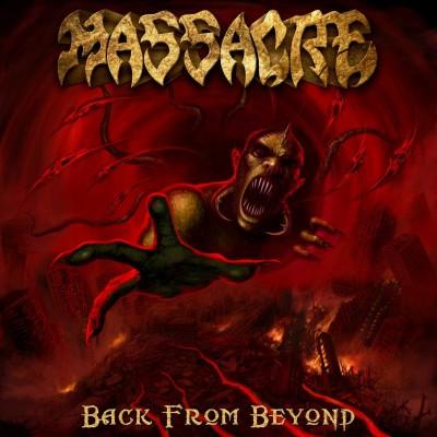 massacre album cover