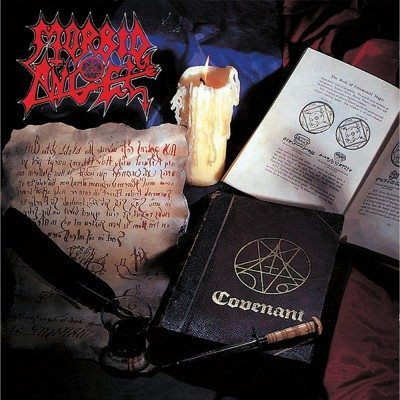 morbid angel covenant album cover