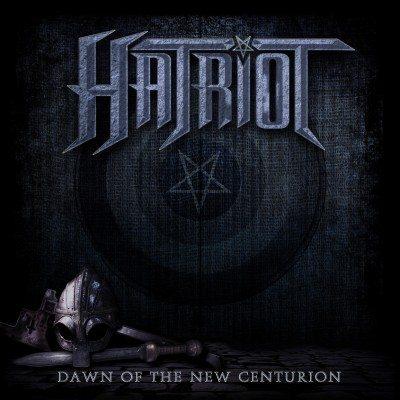 Hatriot album cover