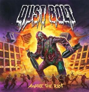 Dust Bolt Album Cover