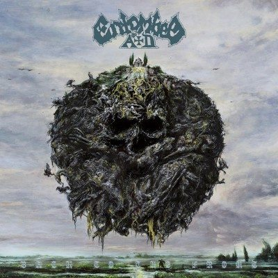 Entombed AD album cover