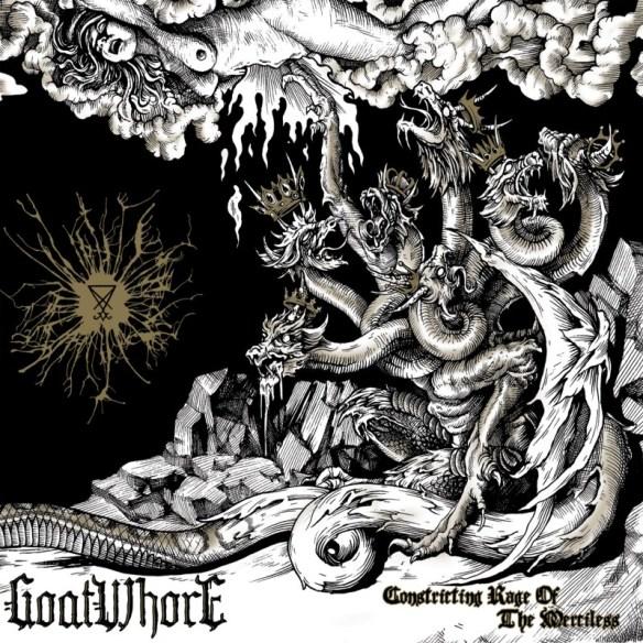 Goatwhore album cover 2014