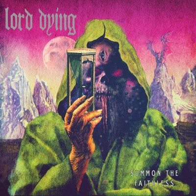 Lord Dying album cover
