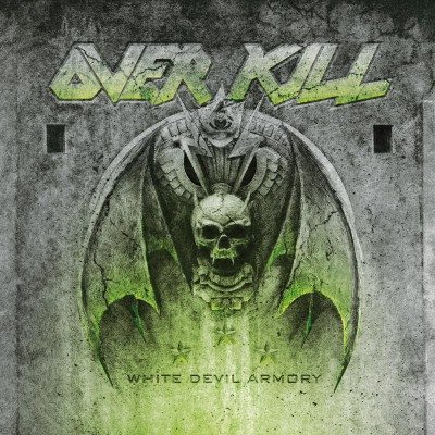 Overkill White Devil Armoury album cover