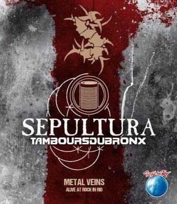Sepultura DVD cover