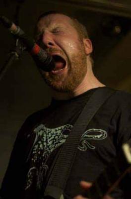 Bastard of the Skies live review - Matt Richardson (BotS)