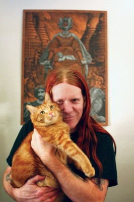Metal-Cats-Ginger
