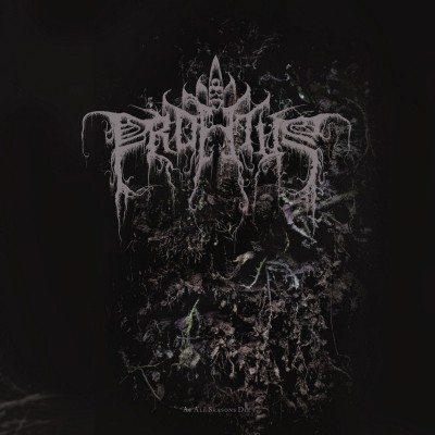 profetus- album cover