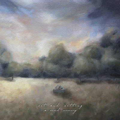 set and setting album cover