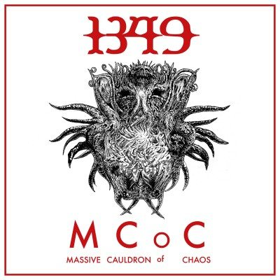 1349 Massive Cauldron Of Chaos cover art