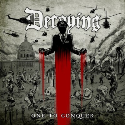 Decaying, One To Conquer Album Cover