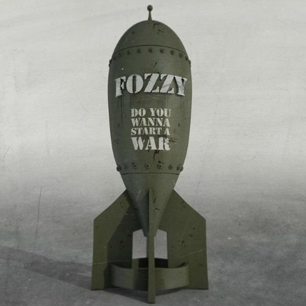 Do You Wanna Start a War lyrics - Fozzy