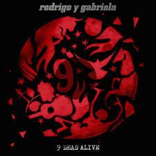 rodgab 9 Dead Alive Album cover