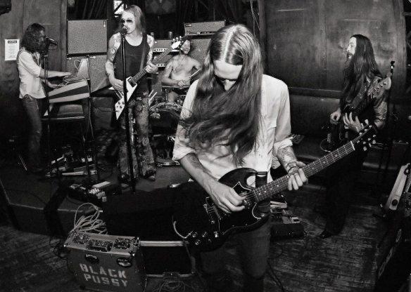 black pussy band 2014
