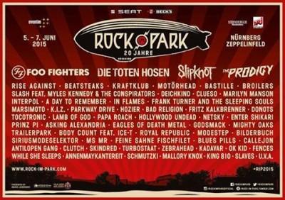 rock in park 2015