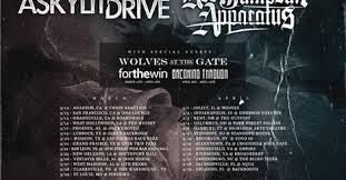 a skylit drive tour