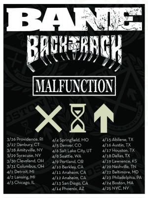 bane backtrack malfunction tour