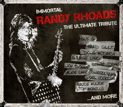 immortal randy rhoads the ultimate tribute