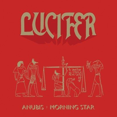 lucifer anubis + morning star
