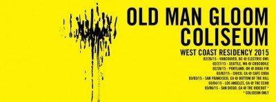 old man gloom coliseum