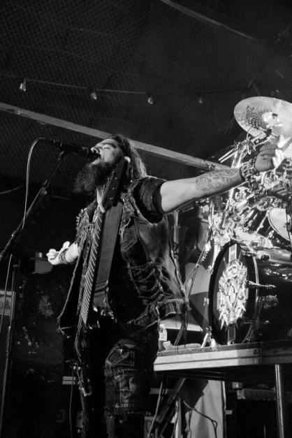Machine Head, by Meg Loyal Photography