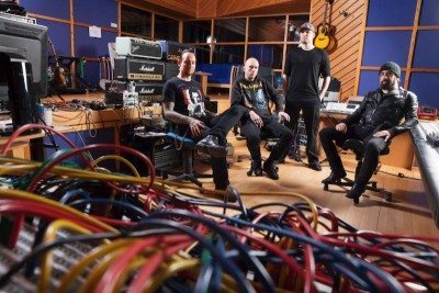 Volbeat band 2015